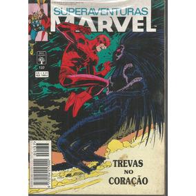 Sam Superaventuras Marvel 137 - Abril - Bonellihq Cx19 C19