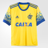 Camisa Infantil Original Flamengo adidas Iii 2017 2018 1732afb9a040d