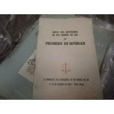 Carta Dos Advogados Do Rio Grande Do Sul Ao Presidente Da...
