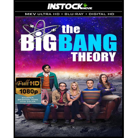 Serie The Big Bang Theory Hd Entrega Inmediata