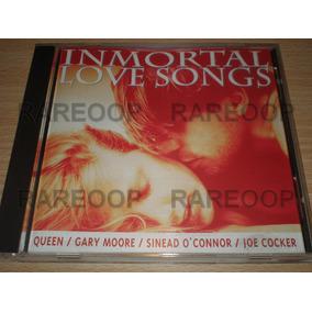 Inmortal Love Songs Queen Duran Duran Roxette (cd) (usa) C1