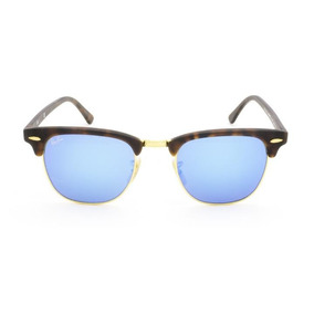 Rayban Clubmaster Rb3016 Azul - Óculos no Mercado Livre Brasil ef37b1431b