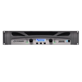 Amplificador De Potência Crown 1350w Gxti 1002 - 2 Canais
