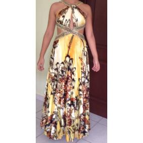 Vestido De Fiesta Con Pedrería