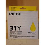Cartuchos Ricoh 31 Gc31 Original - Printersup