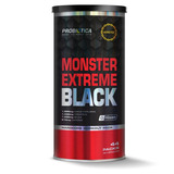 Monster Extreme Black 44 Packs - Probiotica C/ Maca Peruana
