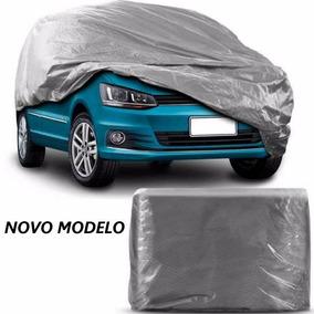 Capa Cobrir Carro Novo Uno Forrada 100% Impermeável Grossa