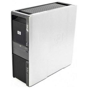 Workstation Hp Z600 Intel® Xeon Quad-core, Windows 7 Pro