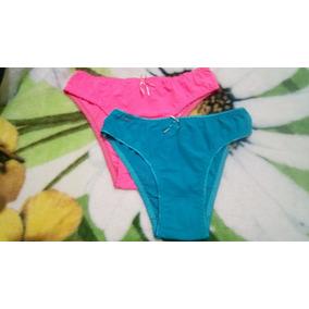 Set No Ilusion 2 Pantaletas,bikinis Super Transparentes Mesh
