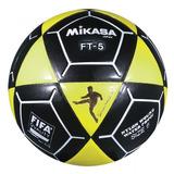 f7cafede9de4e Bola De Futevolei Da Mikasa Ft5 Amarela E Verde - Futebol no Mercado ...