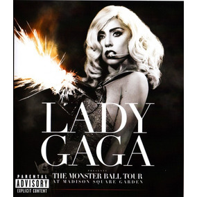 Lady Gaga - Monster Ball Tour At Madison Square Garden (br)