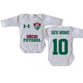 49e7adea41 Fluminense Roupas Bebes - Bodies de Bebê no Mercado Livre Brasil