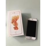 Iphone 6s-128gb-nf-usado-original Na Caixa
