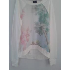 a6f2d627cf0e4 Blusa De Calor Hollister Feminina - Camisetas e Blusas em Paraná no ...