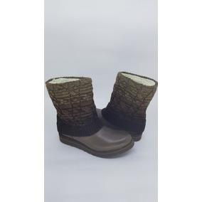 56e023a90 Bota De Lã Via Telli - Sapatos no Mercado Livre Brasil