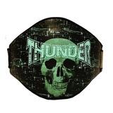 Cinturão Protetor Top Boxe Muay Thai Thunder Fight Ref 1178
