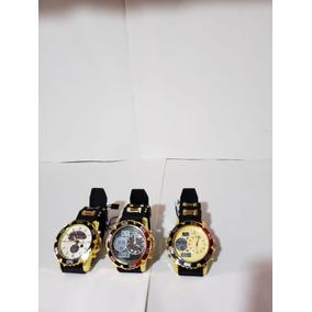 5c259656d72 Relogio De Ferro Masculino Barato - Relógios no Mercado Livre Brasil