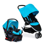 Coche Britax B-agile And B-safe 35 Travel System