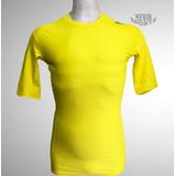 Camisa Térmica Compressão Original adidas Techfit Bq6054 040fc44b9e426