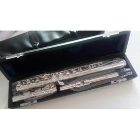 Flauta Transversal Yamaha Yfl-211sl - Made In Japan