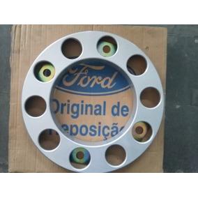 Calota Cubo Roda Ford Cargo Médio/pesado Original 10 Furos