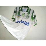 7efcfac65d Usado - São Paulo. Camisa Autografada Palmeiras Dizalminha