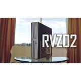 Silverstone Rvz02b Gabinete Gamer Mini Itx Slim