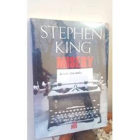 Livro Misery - Stephen King (lacrado)