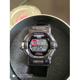Casio G Shock Riseman Gw-9200j Solar