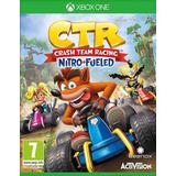Crash Team Racing Nitro-fueled Digital Xbox One (no Físico)