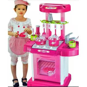 Cocina De Juguete Para Niñas. Kichen Nueva