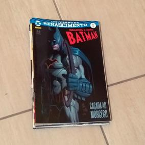 Batman Grandes Astros Batman - Renascimento - Edições 1 A 10