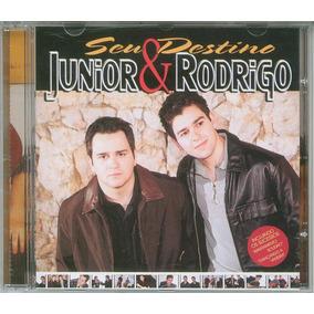 Cd Junior & Rodrigo- Seu Destino