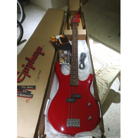 Bajo Epiphone Embassy Special Iv New.