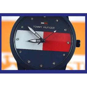 Relógio Th Azul