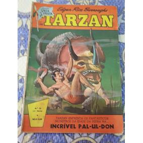 Tarzan Nr 38 - 3a Serie - Novembro 1968