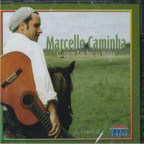 Cd - Marcello Caminha Cláss. Gaúchos Ao Violão V.2