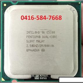 Procesador Intel Core 2 Duo 2.5ghz Bus 800
