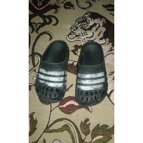 buy online fa965 48a62 Sandalia Talle 35 Ojotas adidas Duramo Clog Crocc