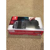 Consola Wifi De 32gb Nintendo Switch Neon Red Blue 2 Años De