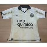 Camisa Do Corinthians Do Centenário 2010 Nike Original - 48
