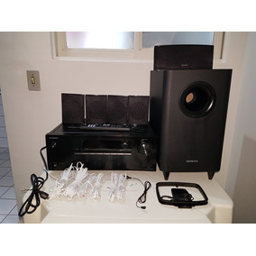 Home Theater Onkyo Ht-s3900 5.1 Surround Chanel 110v