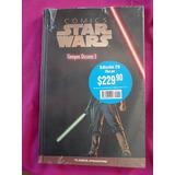Star Wars Clasicos N° 29 Tiempos Oscuros 3 Comics Planeta