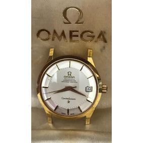c964e4d7912 Relogio Omega Ouro Com Defeito - Relógios no Mercado Livre Brasil