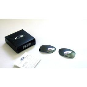 Oakley Turbine Black Iridium Cristales, 100% Originales