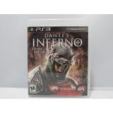 Dante´s Inferno: Divine Edition - Ps3 ¡fisico-usado!