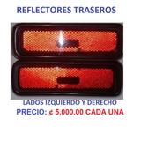 Geo Tracker, Suzuki Sidekick-reflectores Traseros Izq-der