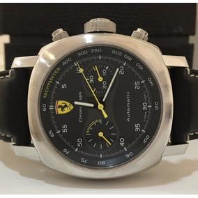 a530d1c9e32 Panerai Ferrari Chronograph 45mm Impecavel Completo