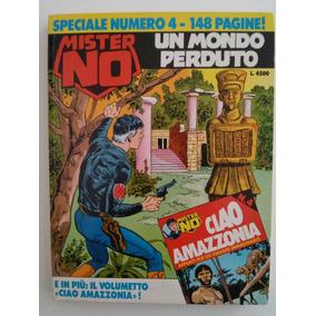 Mister No Speciale 4 - 1989 - Italiana - Ótimo Estado