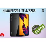 Celular Huawei P20 Lite 4/32gb Preto